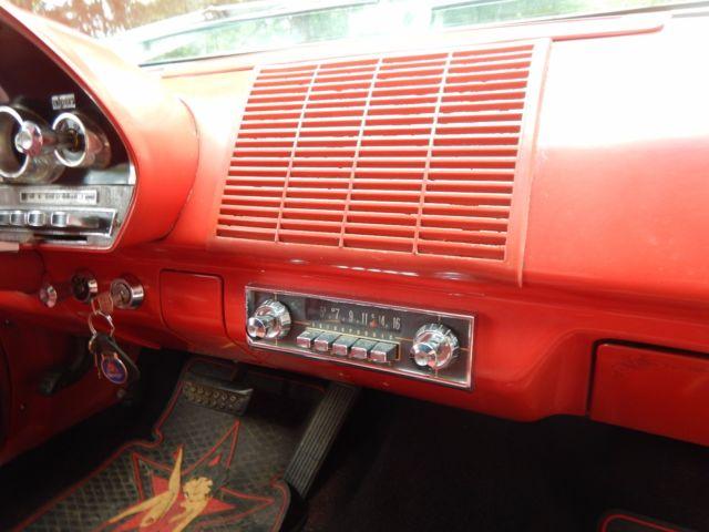 Rare  1962 Dodge Dart Convertible 383 Dual Quad