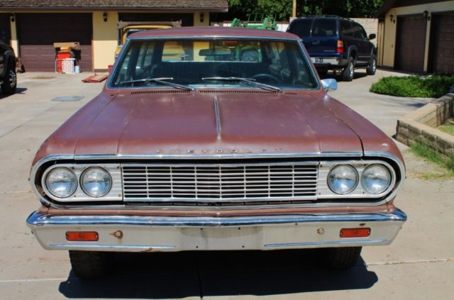 1964 Chevelle 300 2 Door Station Wagon 1101 Produced 64 Unrestored
