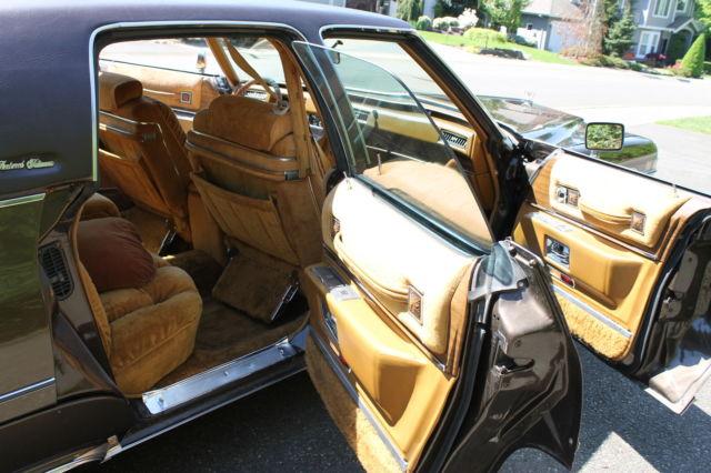 Cadillac Fleetwood For Sale >> RARE 1974 Cadillac Fleetwood Talisman sixty-special ...