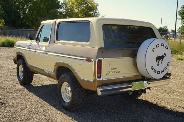 rare  ford bronco ranger xlt  air conditioning
