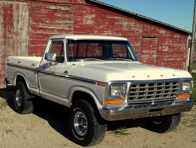 rare 1979 ford f150 ranger 4x4 shortbox 2 owner classic ford f 150 1979 for sale. Black Bedroom Furniture Sets. Home Design Ideas