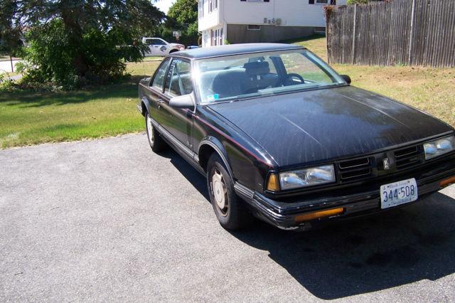 rare 1990 oldsmobile delta 88 coupe!!