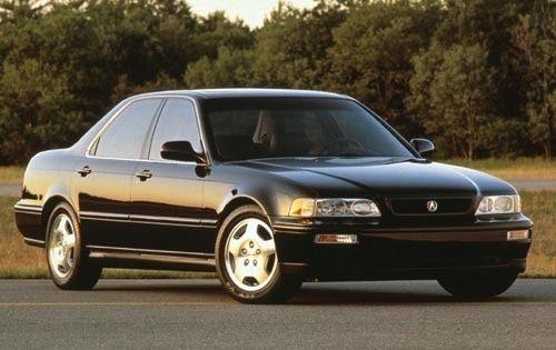 Rare Acura Honda Ka Usdm Oem Jdm Sedan Speed Ludacris Legend