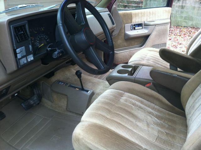 Rare 2 Door 1993 YUKON - Great Shape - New Trans 4WD 4X4 ...
