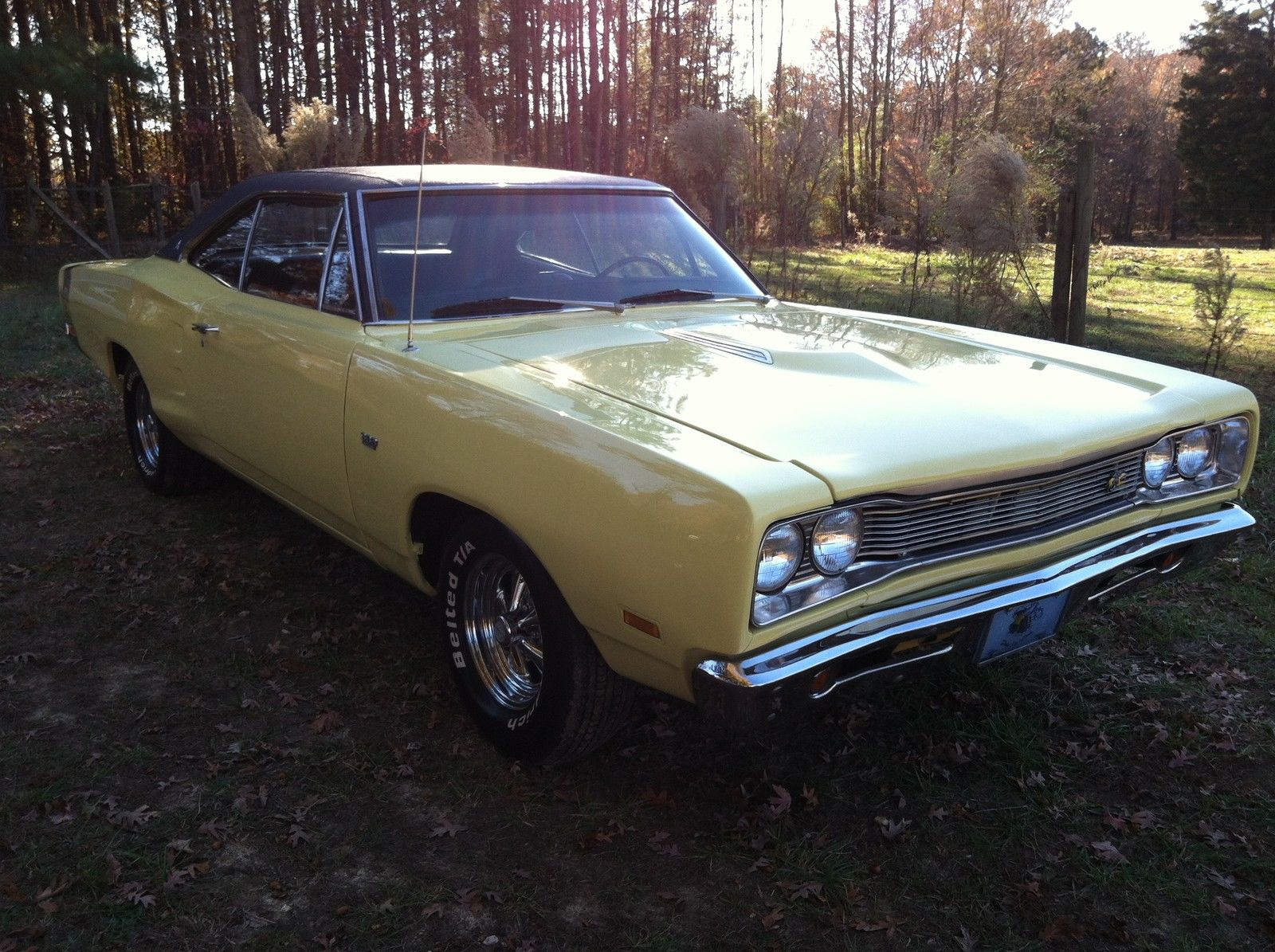 Rare 2 Owner 1969 Dodge Super Bee Numbers Matching 383