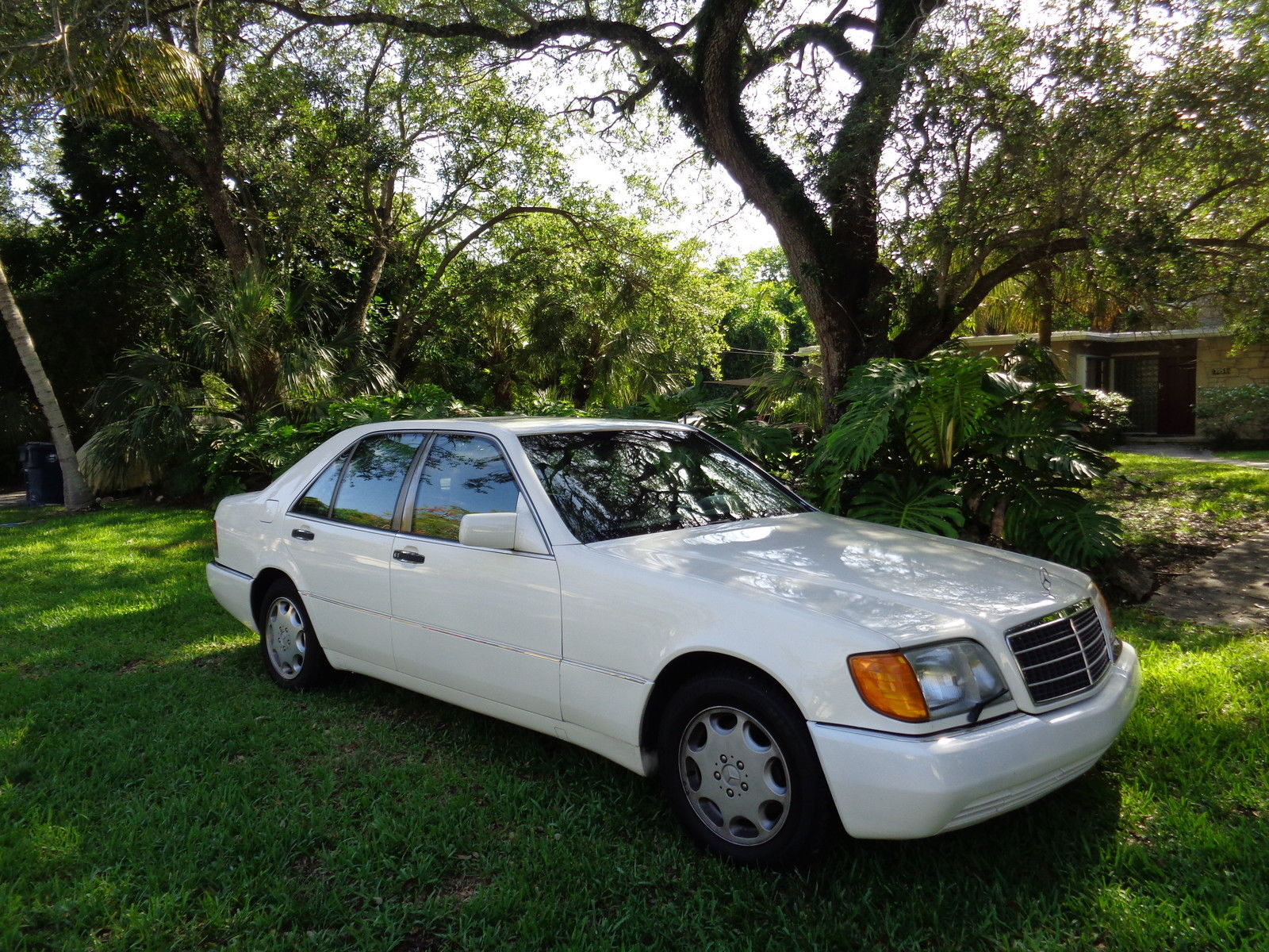 Rare 93 mercedes benz 300sd s350 turbo diesel ice cold air for Diesel mercedes benz