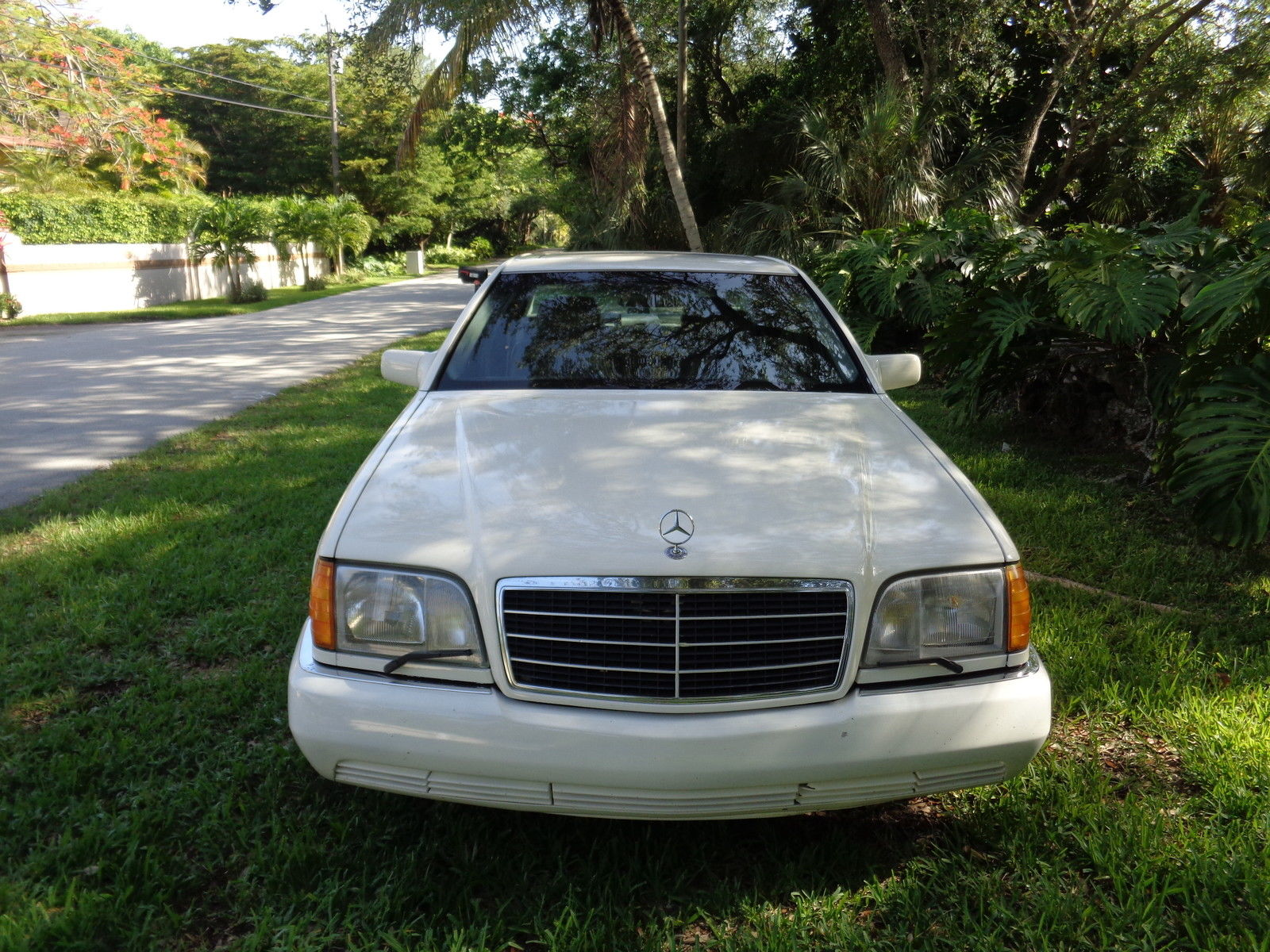 Rare 93 mercedes benz 300sd s350 turbo diesel ice cold air for Mercedes benz diesels