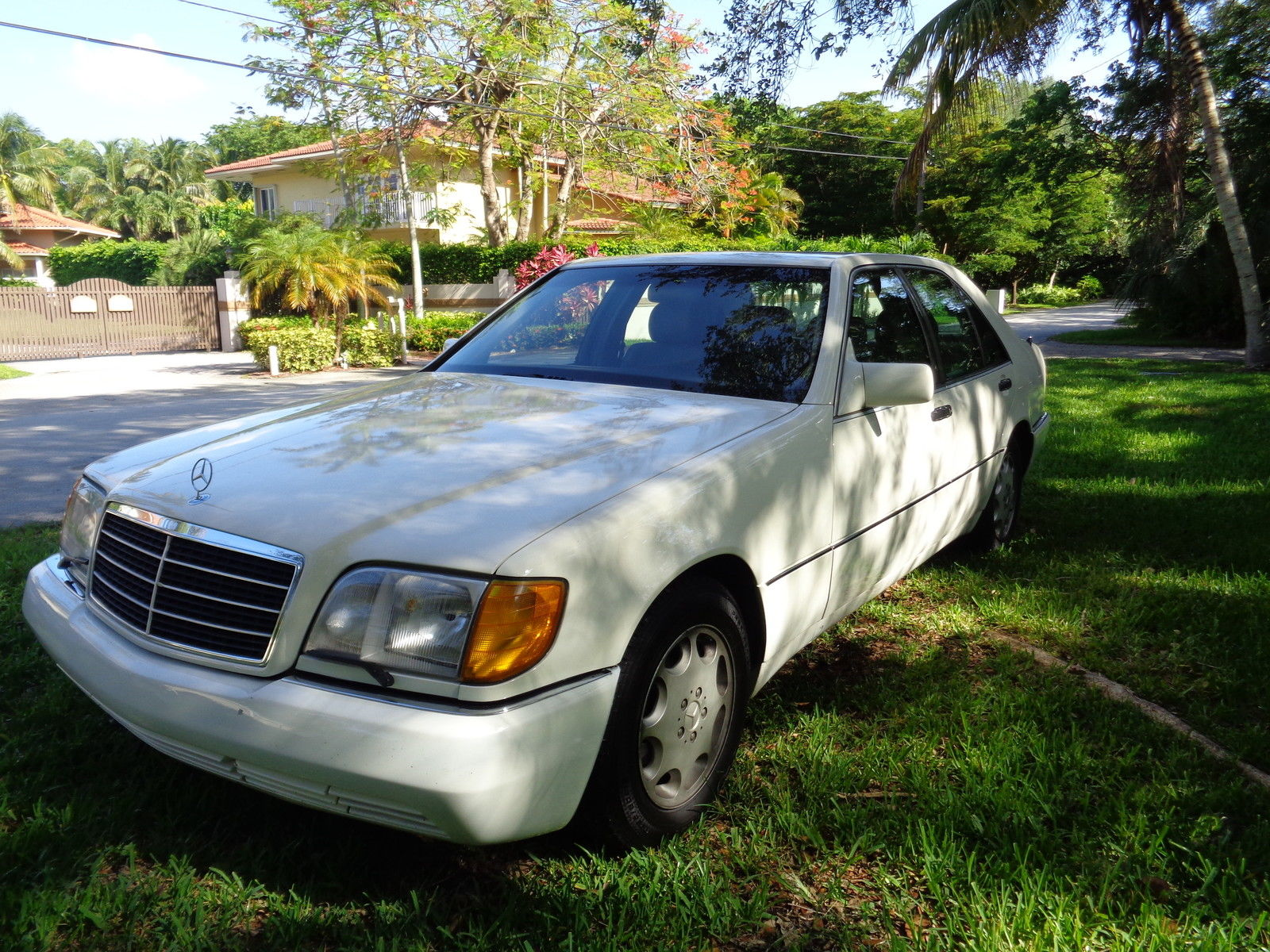 Rare 93 mercedes benz 300sd s350 turbo diesel ice cold air for 1993 mercedes benz 300sd