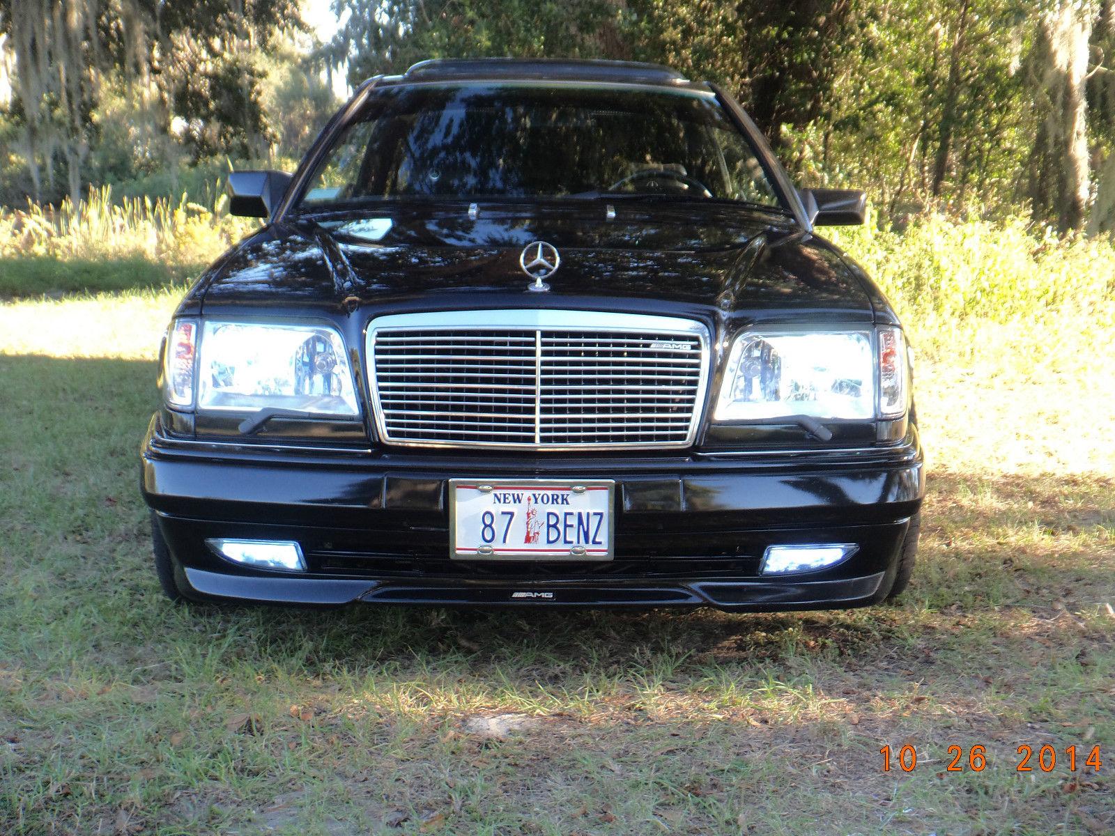 Rare Amg Replica Mercedes 300ce Classic Mercedes Benz