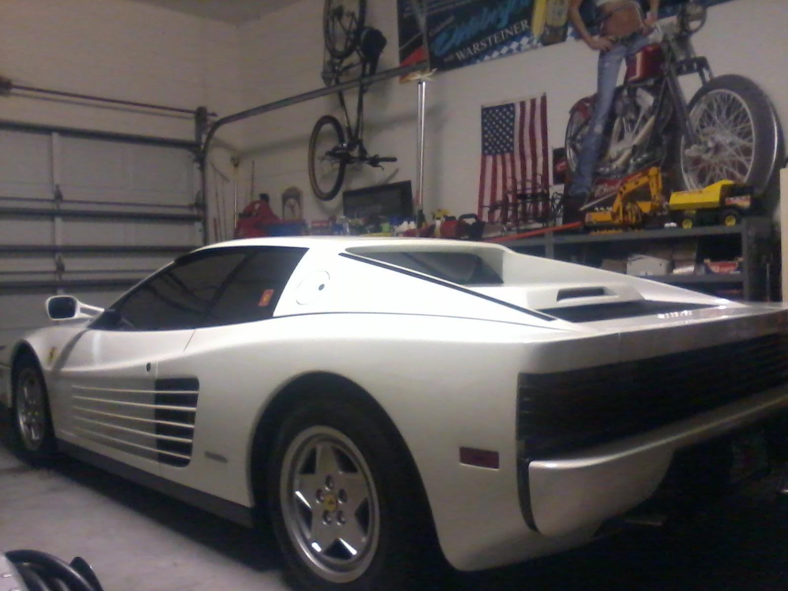 Rare Amp Highly Collectible Miami Vice Style 1991 Ferrari