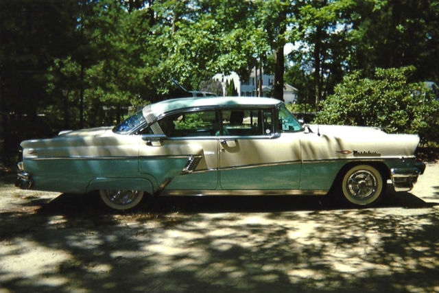 Rare and collectible 1956 mercury montclair four door for 1956 mercury montclair phaeton 4 door hardtop