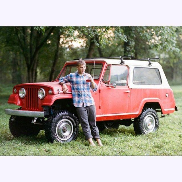 RARE Jeep JEEPSTER COMMANDO 1968 4x4 4wd C101 CJ CJ6 ...