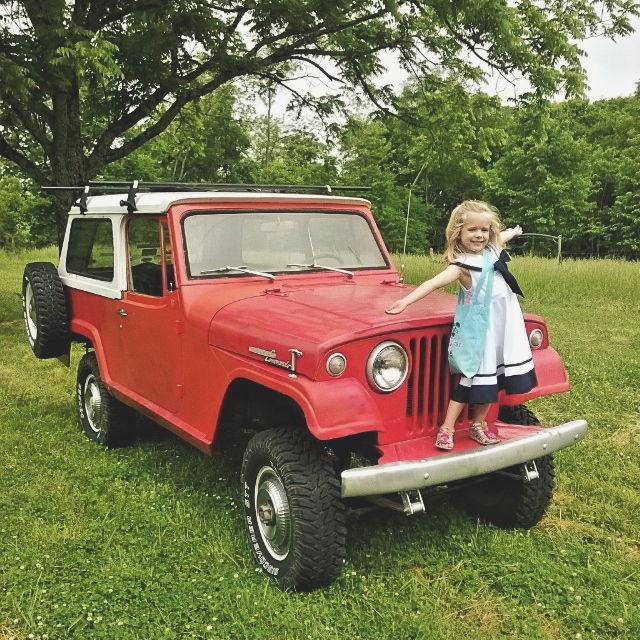 Jeep Commando Craigslist >> RARE Jeep JEEPSTER COMMANDO 1968 4x4 4wd C101 CJ CJ6 Wrangler Scrambler - Classic Jeep Commando ...