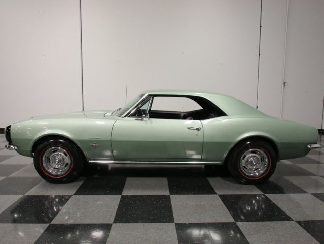 Tremendous Rare Mt Green 1St Gen Very Correct Resto 327 V8 Gmtry Best Dining Table And Chair Ideas Images Gmtryco