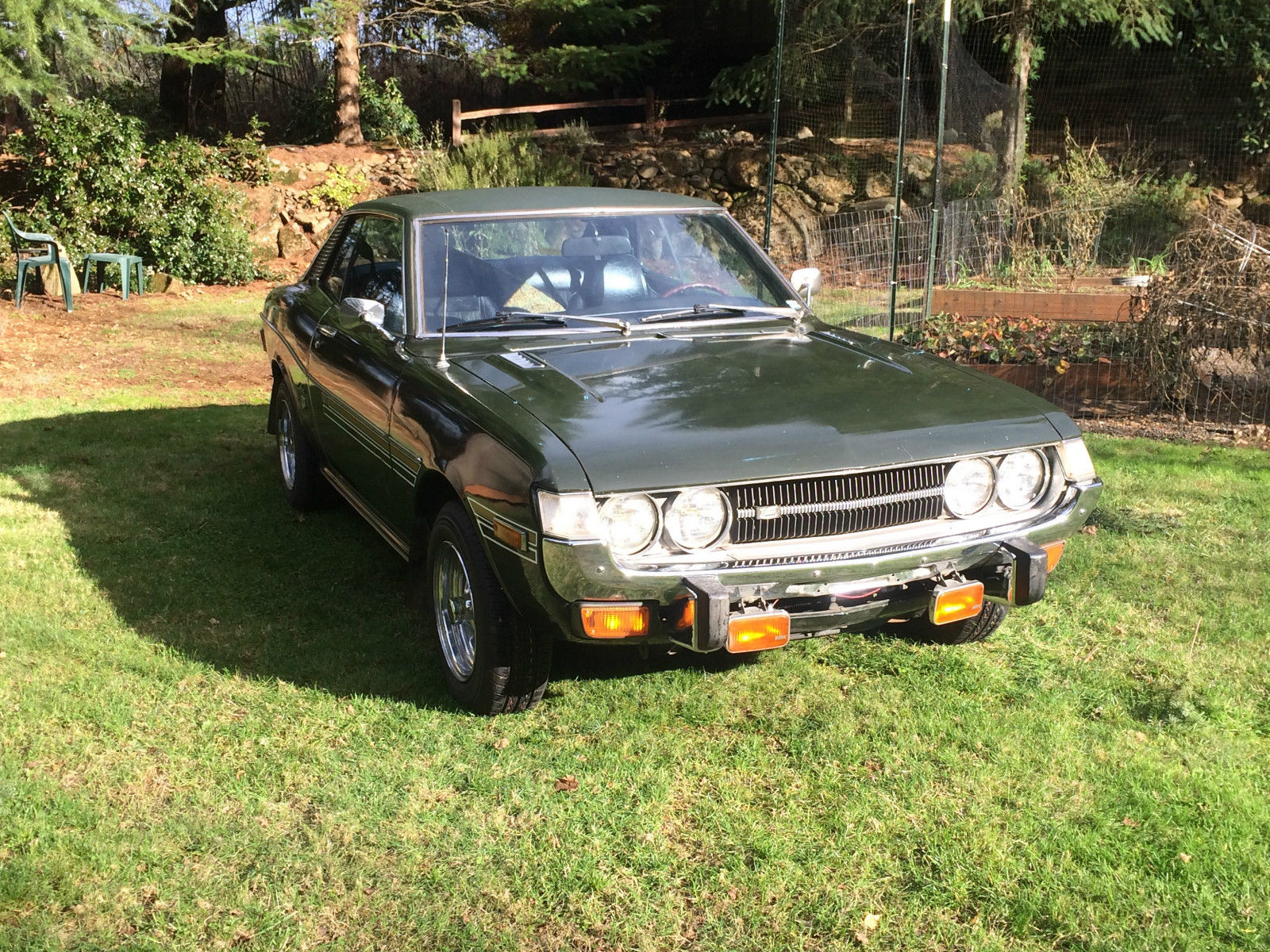 Rare One Owner 1973 Ra21 Celica St With Extremly Low Mileage Wiring Diagrams Collectors Dream