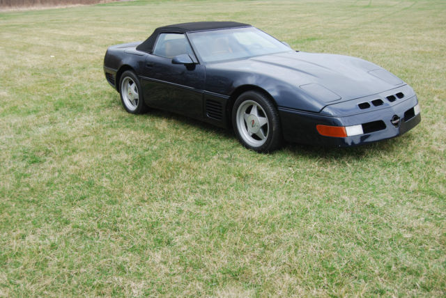 rare twin turbo callaway corvette 3 700 miles absolutely immaculate classic chevrolet. Black Bedroom Furniture Sets. Home Design Ideas