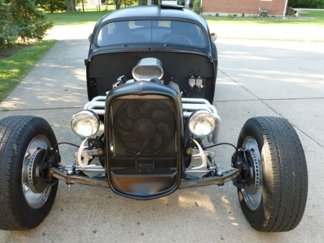 RAT ROD-STREET ROD-ONE of a KIND VW with V8 - Classic Volkswagen Beetle - Classic 1970 for sale