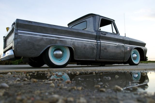 Miami Used Chevrolet >> Rat Rod Truck, Bagged, Air Ride, Bare Metal Hotrod, C10, - Classic Chevrolet C-10 1964 for sale