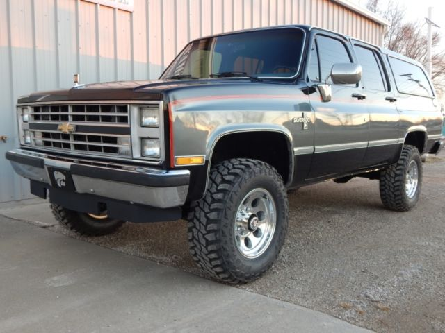 really rare silverado 2500 with factory 4 speed 350 v 8 4x4 rust free truck classic. Black Bedroom Furniture Sets. Home Design Ideas
