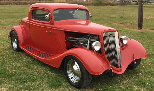 reduced 1934 ford coupe 34 ford hot rod hotrod classic ford other 1934 for sale. Black Bedroom Furniture Sets. Home Design Ideas