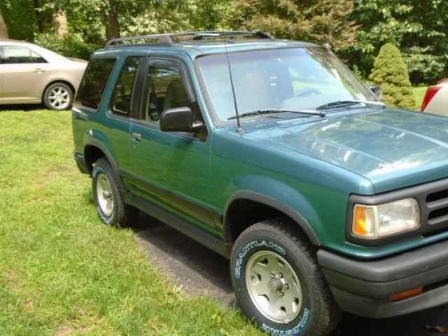 Reliable 1993 Mazda Navajo Lx 144 000 Miles 4 Wheel Drive
