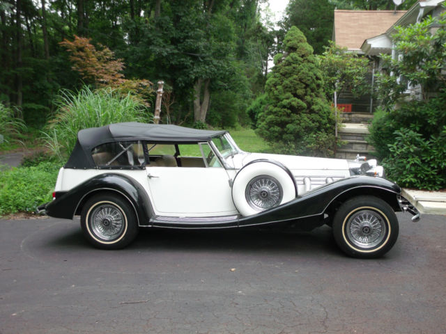 replica 1939 mercedes baron classic mercedes benz other