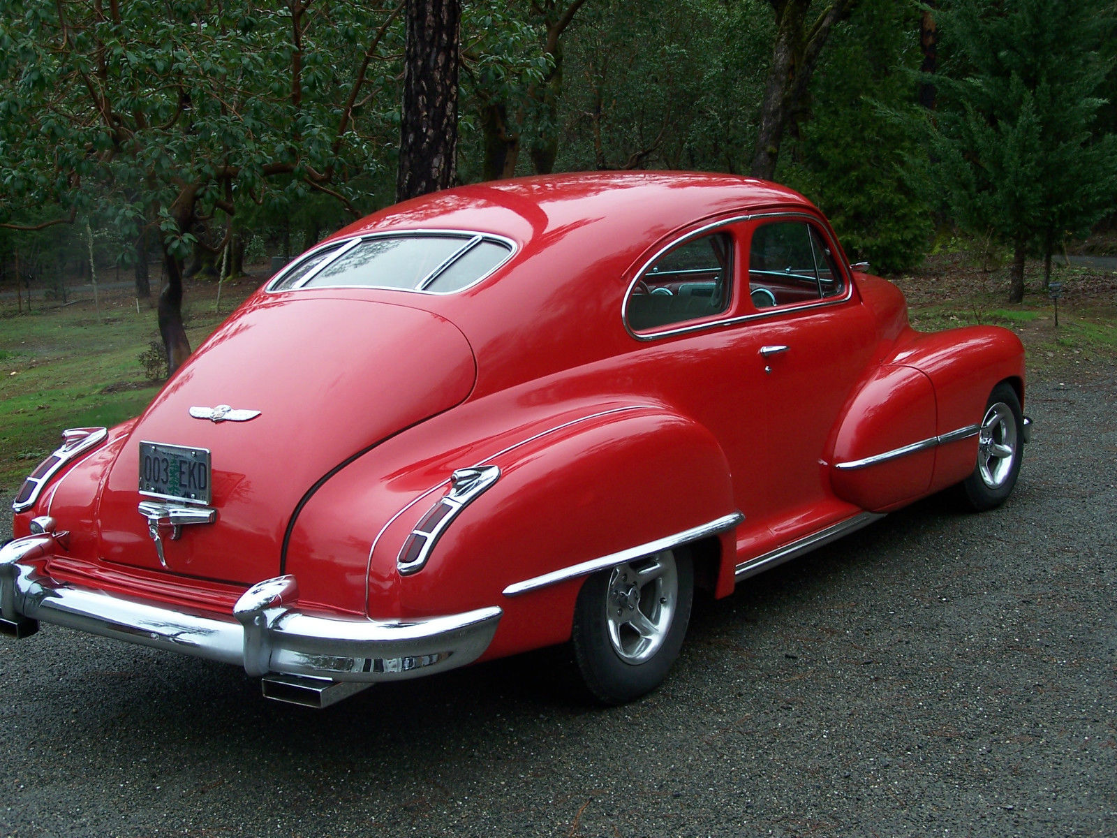 1947 Cadillac Coupe Deville