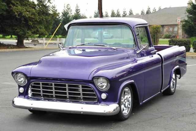 ebay 1955 chevy pickup for sale