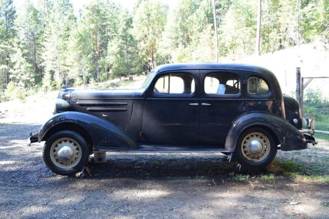 Restoration project 1936 chevrolet chevy sedan classic for 1936 chevy sedan 4 door