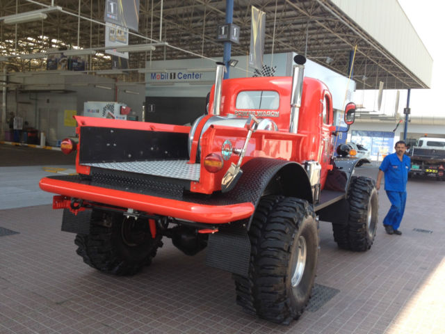 Used Cars St George Utah >> Restored 1941 Classic Power Wagon Truck - Classic Dodge Power Wagon 1941 for sale