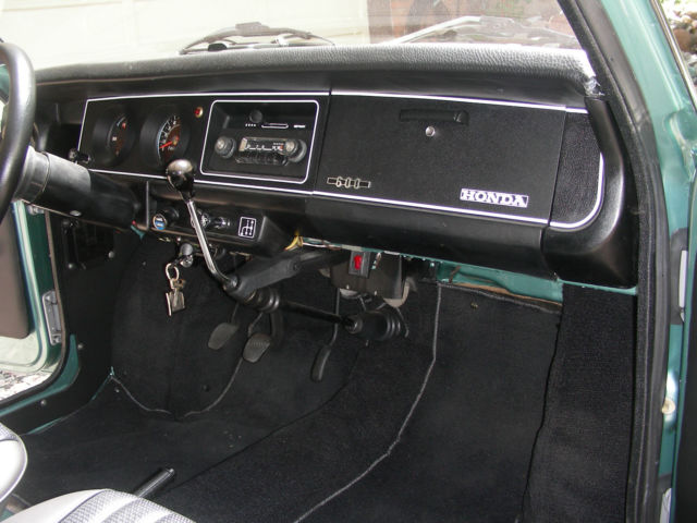 Cars For Sale In Colorado >> Restored 1971 Honda N600 Sedan - Classic Honda Other 1971 ...