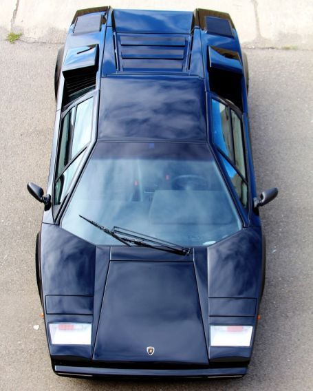 Restored Low Mileage Side Draft Carb Countach 5000 S Priced To Sell Classic