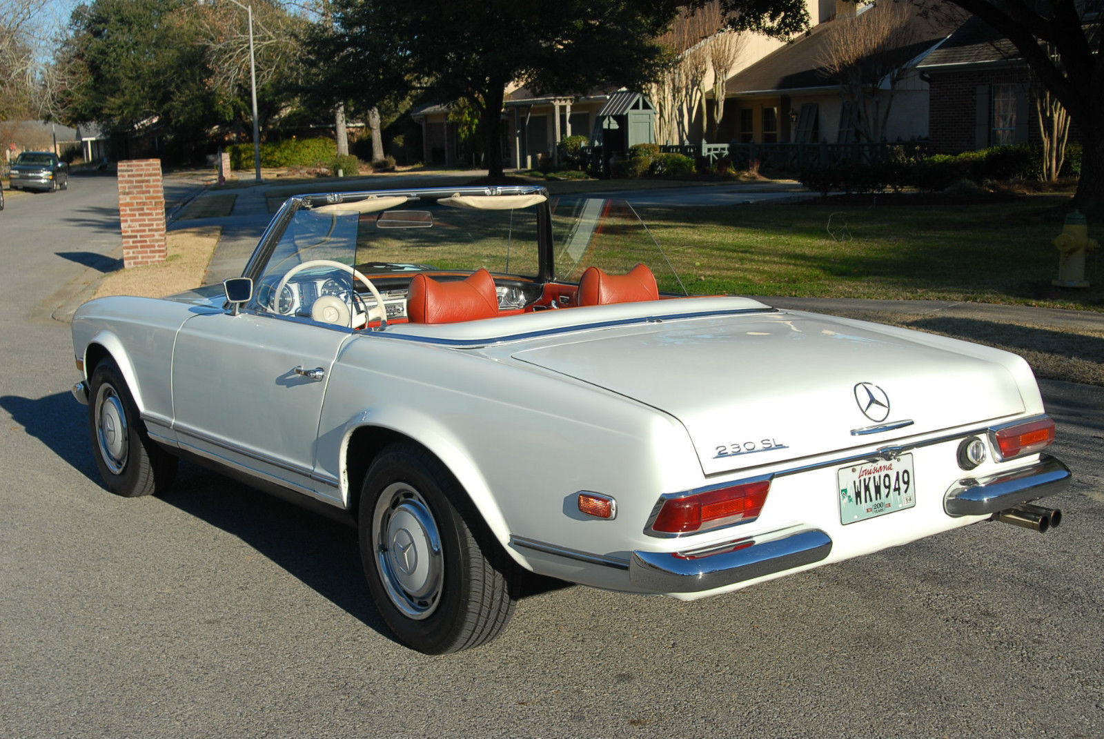 Restored mercedes 1965 230sl upgraded to 280sl classic for 1965 mercedes benz