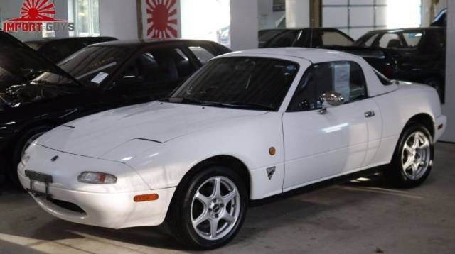 Rhd Imported Mazda Eunos Roadster Hardtop From Japan Jdm The Import Guys Llc