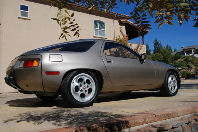 """Cars For Sale Under 6000 >> """"Risky Business"""" Porsche 928 - Very Low Miles, Very Clean ..."""
