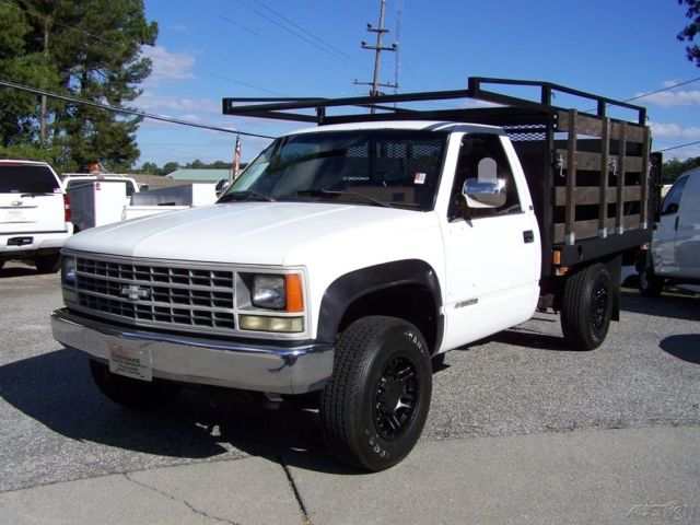 Rock Solid Hd Vintage 4wd Chevy Short Bed 5 7l 350 Alloys