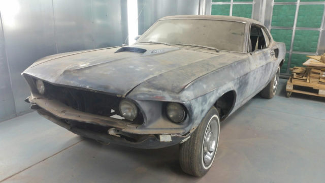 Rolling Chassis - Classic Ford Mustang 1969 for sale