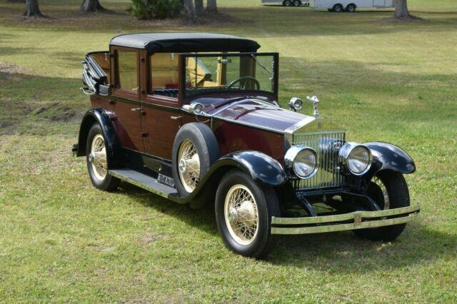 Rolls-Royce 1928 Springfield Phantom I S243FP Landaulet ...