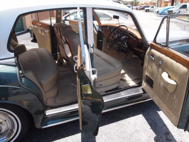 Rolls Royce Silver Cloud 11 1962 Right Hand Drive