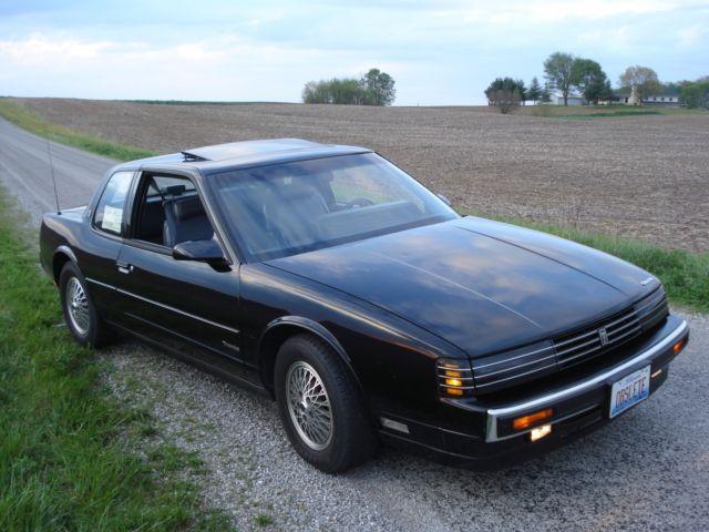Rust Free Excellent Condition 1989 Oldsmobile Toronado
