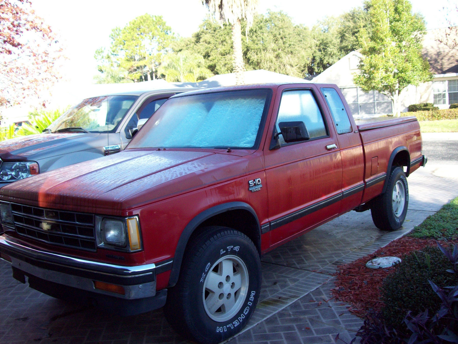 s10 extended cab 4x4 tahoe 1984 classic chevrolet s 10 1984 for sale. Black Bedroom Furniture Sets. Home Design Ideas