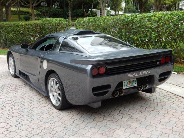 1980 Corvette For Sale >> Saleen S7 Replica - Classic Replica/Kit Makes TARGA TOP ...