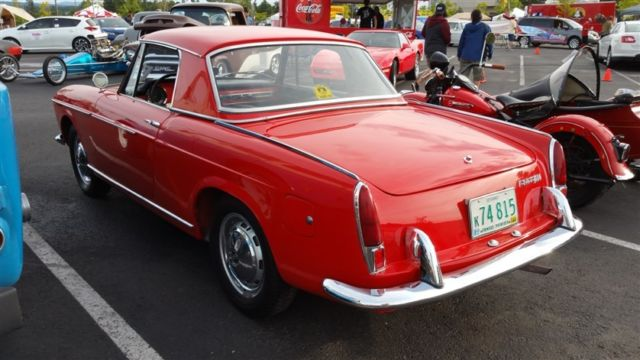 SCARCE 1966 FIAT 1500 SOFT & HARDTOP CABRIOLET ORIG RUST FREE RESTO PAINT 35PICS - Classic Fiat ...