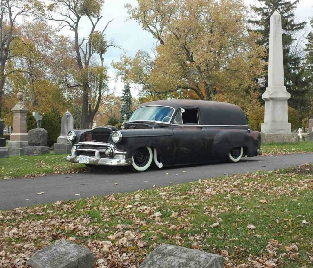 Sedan Delivery/ Hot rod/ Rat rod - Classic Chevrolet Other
