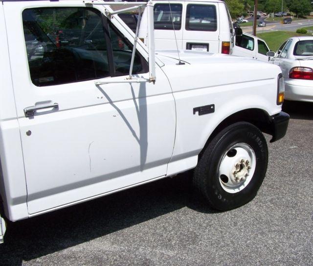 Rotating Tires On A Dually >> SHARP GA CLEAN COLD AC 5-SPEED UTILITY BOX CUSTOM F350 SUPER DUTY DRW LONG BODY - Classic Ford F ...