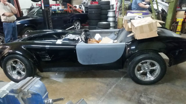 shelby cobra kit car project corvette chassis no engine classic shelby cobra 1965 for sale. Black Bedroom Furniture Sets. Home Design Ideas