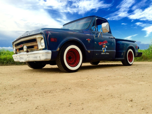 Chevy Short Bed C Truck For Sale