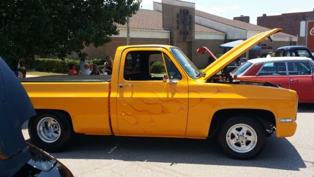 Show And Race Truck Chevy C10 Classic Chevrolet C 10