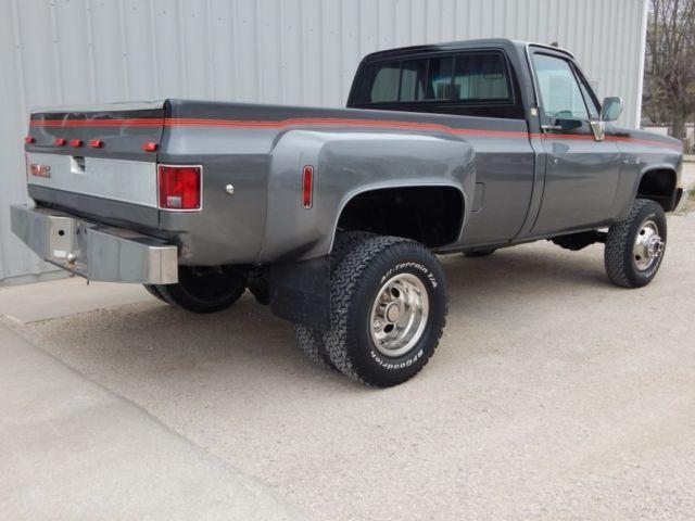 Sierra Classic Dually 454 Big Block Rust Free Classic