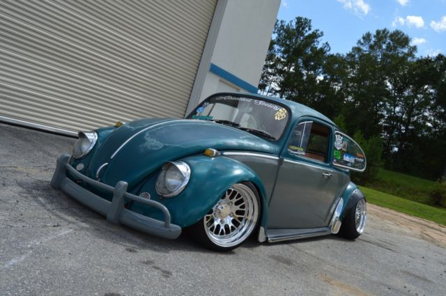 Slammed 1965 VW Beetle - Classic Volkswagen Beetle - Classic 1965 for sale